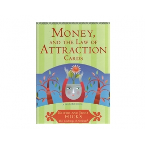 Money and the Law of Attraction Cards By E & J Hicks