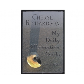 My Daily Affirmation Cards Deck By Cheryl Richardson