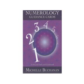 Numerology Guidance Cards - Michelle Buchanan