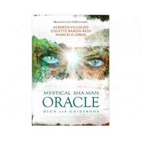 Mystical Shaman Oracle Deck and Book Set