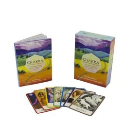 Charkra Wisdom Oracle Deck & Book Set By Tori Hartman