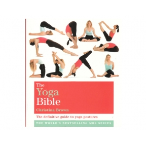 The Yoga Bible - Christina Brown