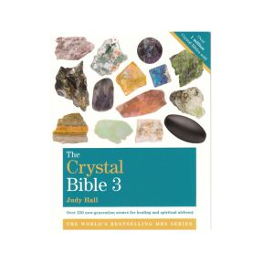 The Crystal Bible Volume 3 - Judy Hall