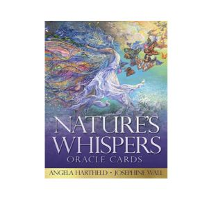 Natures Whispers Oracle Cards by Angela Hartfield , Josephine Wall