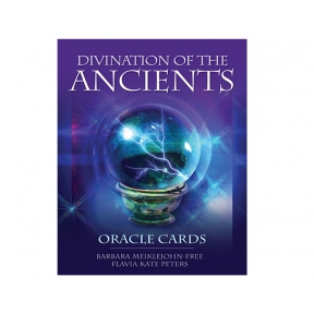 Divination of the Ancients by Barbara Meiklejohn-Free, Flavia Kate Peters and Richard Crookes