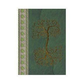 Celtic Tree Notebook