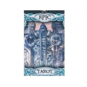 Epic Tarot Deck by Paolo Martinello and Riccardo Minetti