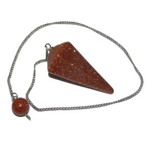 Goldstone Faceted Pendulum