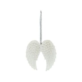Glitter Angel Wings Decoration - Pack of 24