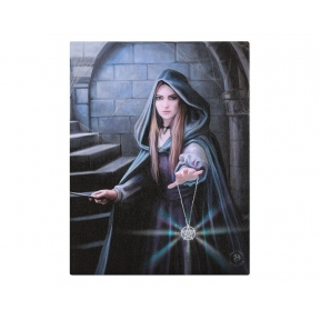 Anne Stokes Light in the Darkness Plaque