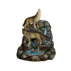 Wolf Mountain Backflow Incense Burnerr