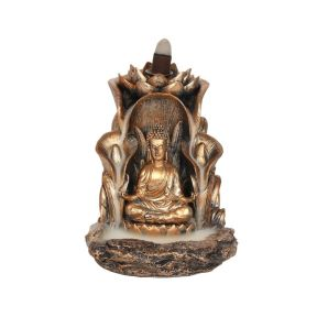 Buddha Backflow Incense Holder