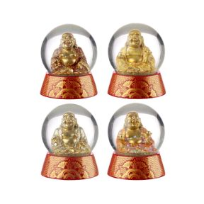 Lucky Buddha Waterballs - Pack of 4
