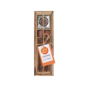 Sacral Chakra Wooden Incense Gift Set