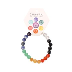 Chakra Ball Bracelet - Pack of 6