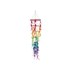 Chakra Multicoloured 3D Dreamcatcher