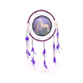Unicorn Dreamcatcher - Unicorn Garden Dreamcatcher