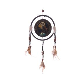 Barn Owl Dreamcatcher - Lisa Parker Collection