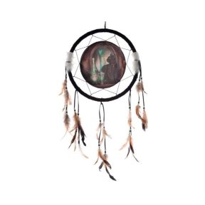 Lisa Parker Absinthe Cat Dreamcatcher - 33cm