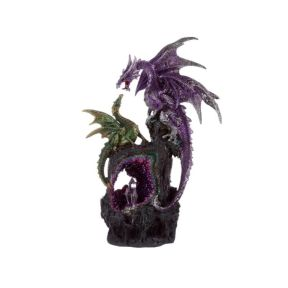 Dark Legends Power of the Crystal Amethyst Dragon