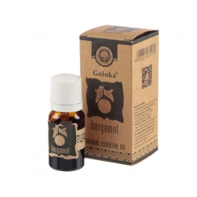 Goloka Bergamot Natural Essential Oil 10ml