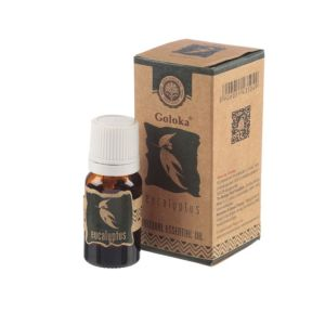 Goloka Eucalyptus Natural Essential Oil 10ml
