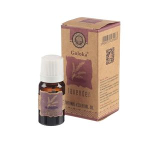 Goloka Lavender Natural Essential Oil 10ml