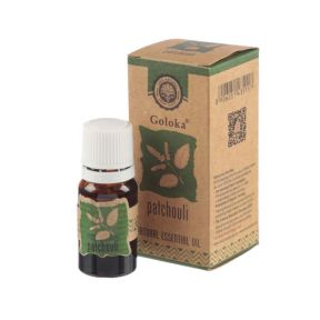 Goloka Patchouli Natural Essential Oil 10ml
