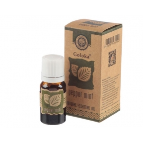 Goloka Peppermint Natural Essential Oil 10ml