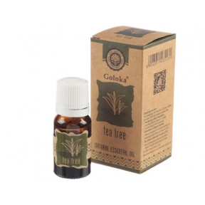 Goloka Tea Tree Natural Essential Oil 10ml
