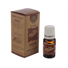 Goloka Cinnamon Natural Essential Oil 10ml