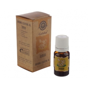 Goloka Lemon Natural Essential Oil 10ml