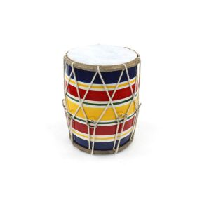 Colourful Dholak