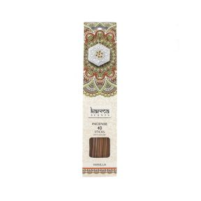 Vanilla Incense Gift Set - Pack of 12