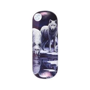 Lisa Parker Winter Warrior Glasses Case