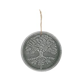Lisa Parker Silver Tree of Life Plaque