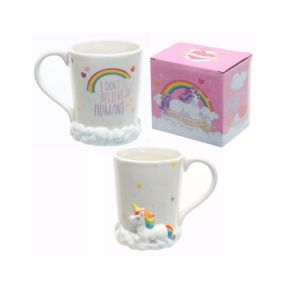 Enchanted Unicorn Cloud Mug