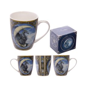Dragon Bone China Mug - Lisa Parker Collection