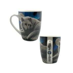 Lisa Parker The Guardian of the North Bone China Mug