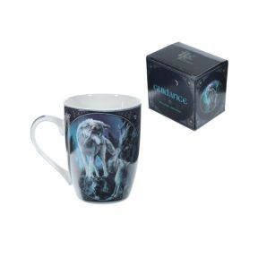 Lisa Parker Guidance Wolf Mug