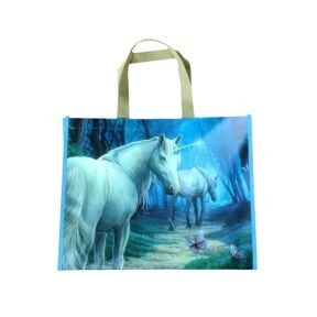 Lisa Parker The Journey Home Unicorn Shopping Bag