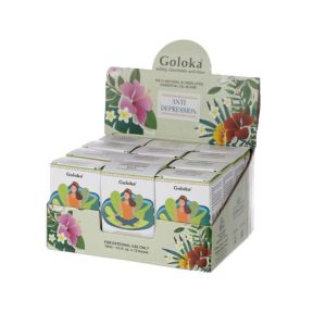 Goloka Blend Essential Oils Cold Remedy - 10ml