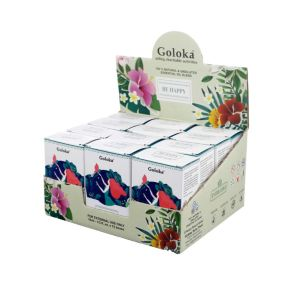 Goloka Blend Essential Oil Be Happy - Pack of 12