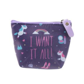I WANT IT ALL - Unicorn Purse