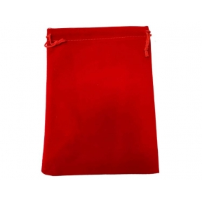 Red Tarot Bag