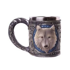 Wolf Tankard - Decoration Only