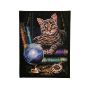 Fortune Teller Wall Plaque - Lisa Parker