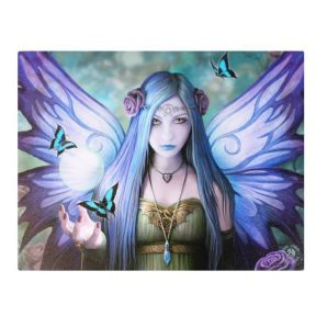 Mystic Aura Wall Plaque - Anne Stokes