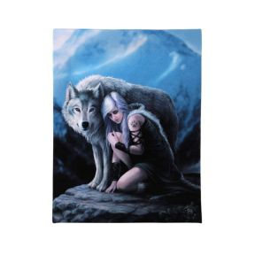 The Protector Wall Plaque - Anne Stokes