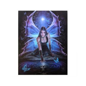 Immortal Flight Wall Plaque - Anne Stokes